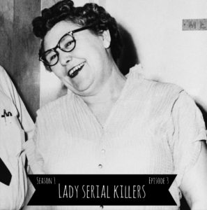Lady Killers – Now, who doesn't love a good ghost story, right?